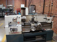 Gearhead Lathe to make round parts